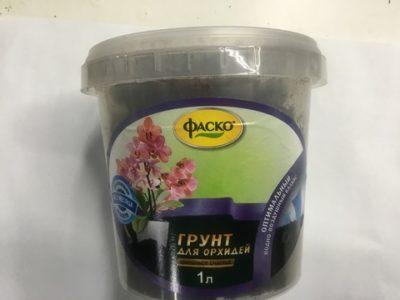 грунт для орхидей фаленопсис